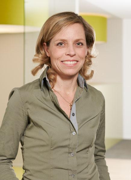 Ärztin Claudia Reiter Portrait